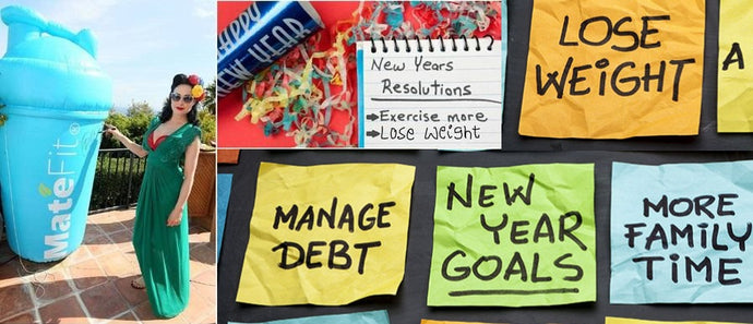 50 New Year's Resolution Ideas And How To Achieve Each by Teatox Co.