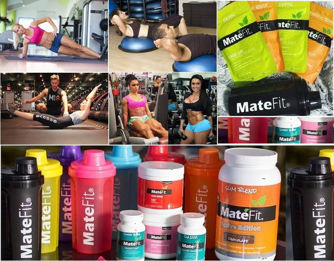 MateFit Teatox: 20 Of The Best Free Online Workout Video Series 1 to 5