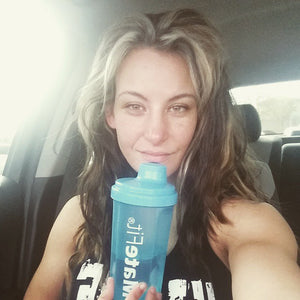 Miesha Tate on Instagram Just finished my morning mitt session with @JimmyGifford, thank you #MateFit for the energy boost!