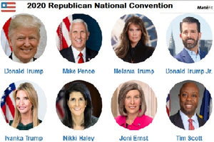Donald Trump: President Trump Vice President Mike Pence- 2020 Republican National Convention