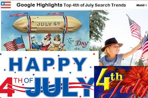 Google Highlights Top 4th of July Search Trends