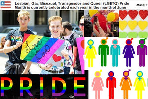 June Pride Month: Lesbian, Gay, Bisexual, Transgender and Queer (LGBTQ)