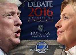 MateFit Teatox - Full video: Donald Trump and Hillary Clinton first presidential debate