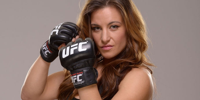 Miesha Tate Interview - teatox