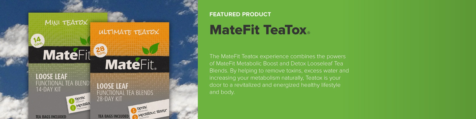 Teatox Tea for Weight Loss