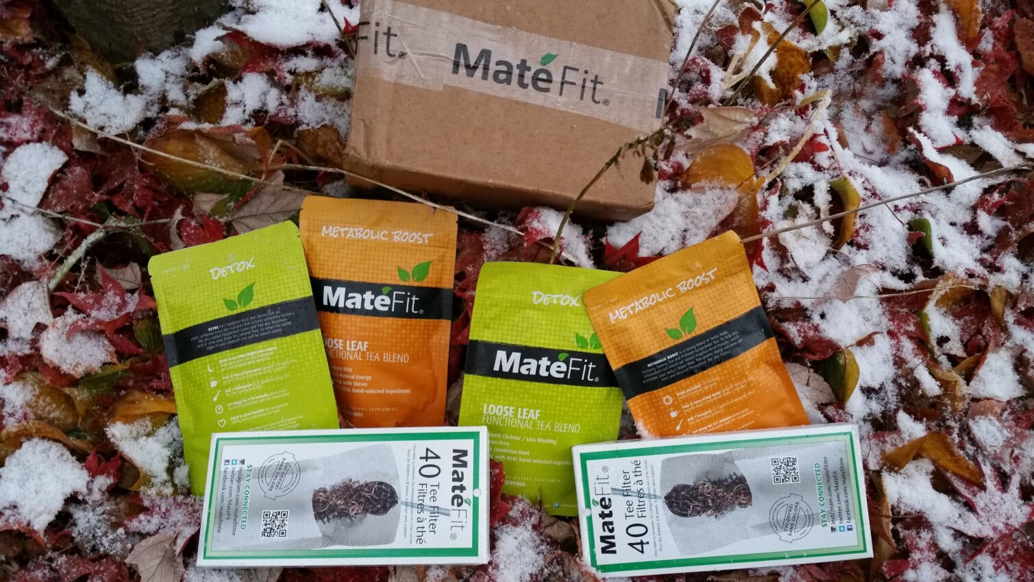 This is not your ordinary detox tea, every ingredient was handpicked for a specific purpose. The result: 88% felt less bloated and 93% would recommend MateFit to their friends.