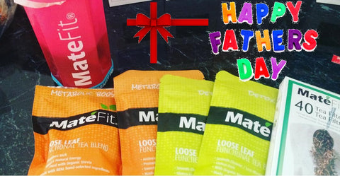 Father's Day Gift: Send Teatox for Good Health & Fitness Send Dad the perfect gift on Father's Day by placing an order from MateFit