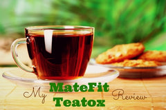 What are the key ingredients in Teatox , Detox, Metabolic Boost, and Super Goji Blast?
