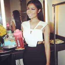 MateFit Nicki Minaj Teatox Shaker Bottle -03