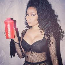 MateFit Nicki Minaj Teatox Shaker Bottle -02