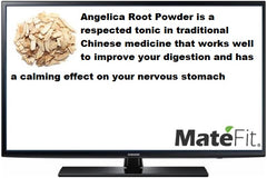 MateFit Teatox Metabolic Boost Ingredients Angelica Root