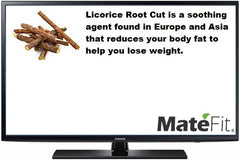 MateFit Teatox Metabolic Boost Ingredients Licorice Root