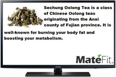 MateFit Teatox Metabolic Boost Ingredients Oolong Tea