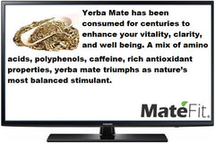 MateFit Teatox Metabolic Boost Ingredients Yerba Mate