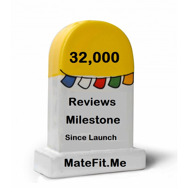 MateFit celebrates a milestone: 32,000 satisfied customer reviews worldwide since launch