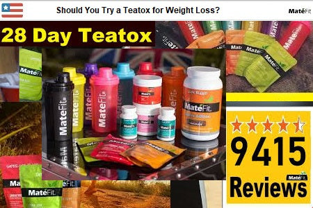 News - Should You Try a Teatox for Weight Loss - MateFit Teatox Co