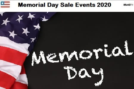 News Memorial Day Sale Events 2020