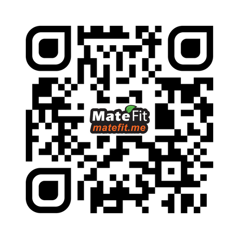 QR CODE MateFit Teatox Detox Reviews