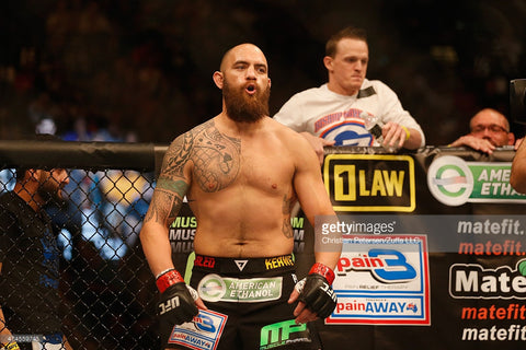 Travis Browne vs Brendan Schaub Full Fight UFC 181