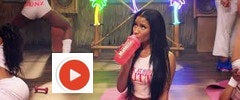 MateFit  -matefit-nicki-minaj-pink-shaker-bottle-exercise  MateFIt Pink Shaker Bottle
