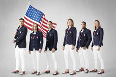 MaetFit Teatox is a 100% natural detox tea program - Here's What the USA Olympians Will Be Wearing At the Opening Ceremony