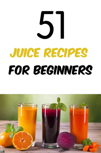 51 Juice Recipes For Beginners - MateFit.Me Teatox  Co
