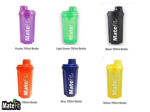 6 Nutrition Shaker Bottles - MateFit.Me Teatox  Co