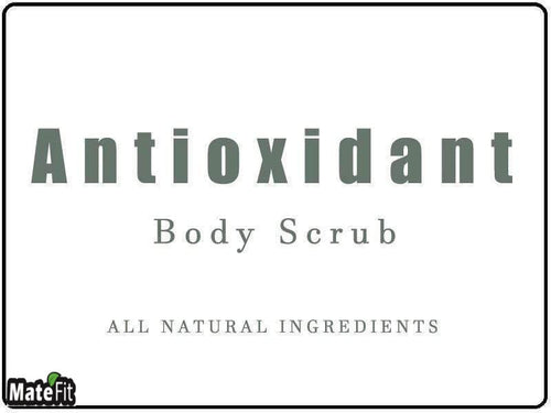 Antioxidant Body Scrub | MateFit.Me Teatox Co