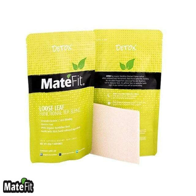 Detox Tea 28 Days | MateFit.Me Teatox Co