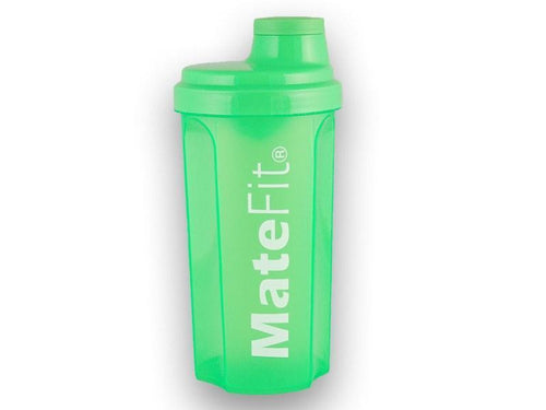 Light Green 700 ml Shaker Bottle | MateFit.Me Teatox Co
