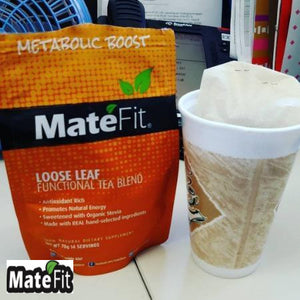 Metabolic Boost 40 Days | MateFit.Me Teatox Co
