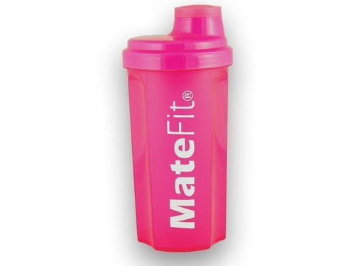 Pink 700 ml Shaker Bottle | MateFit.Me Teatox Co