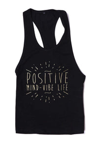 Positive Tank Top | MateFit.Me Teatox Co