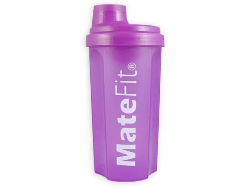 Purple 700 ml Shaker Bottle | MateFit.Me Teatox Co