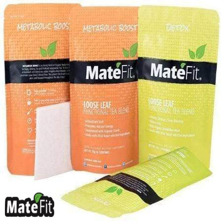Teatox 28 Days Tea ULTIMATE | MateFit.Me Teatox Co