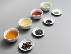 TOMO TEA x Okamoto Tea: Become a Japanese Green Tea Expert Workshop