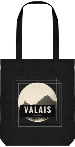 Tote Bag - VALAIS THE PLACE TO BE - Accessoires