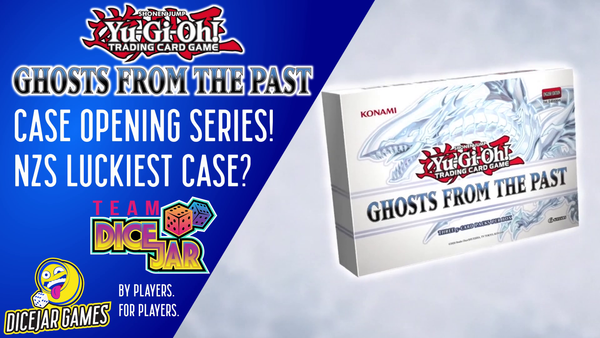 Ghosts from the Past Case Opening! How Many Ghosts??