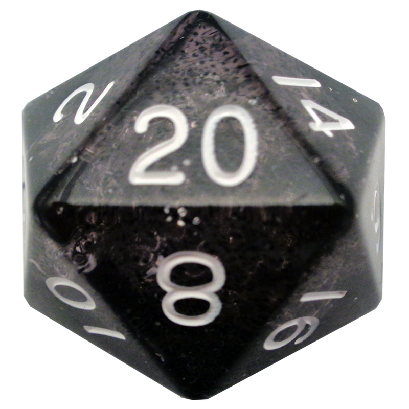 35mm Ethereal Black D20