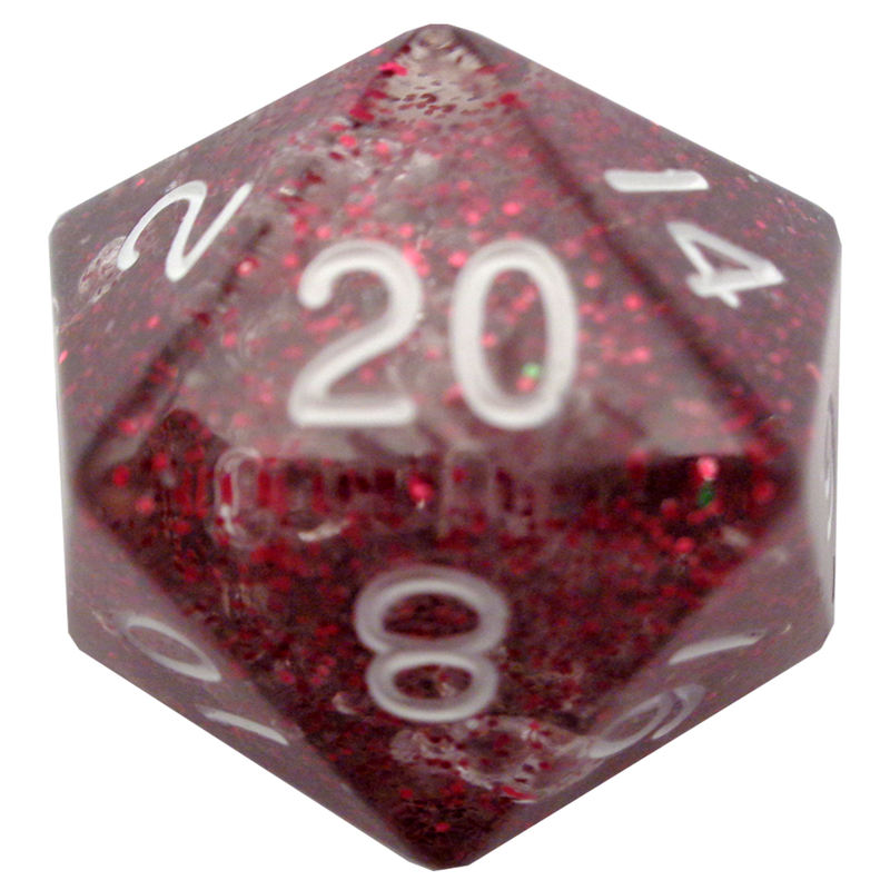35mm Ethereal Light Purple D20