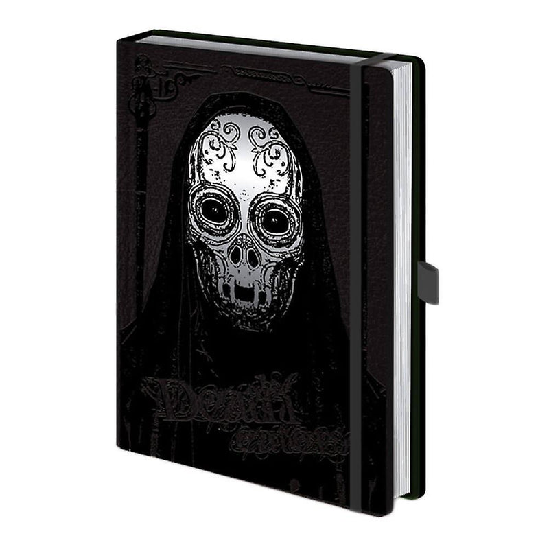 Licensed Premium Notebook - Harry Potter Death Eater