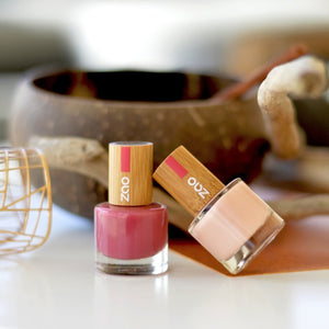 10 free nail varnish zao