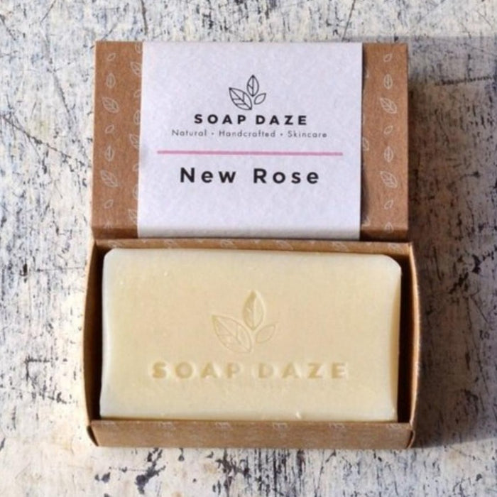 Vegan Soap Bar - New Rose - 112g
