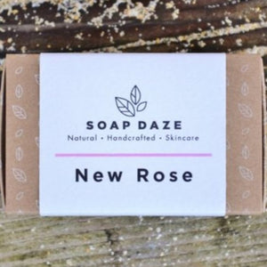 New Rose Soap Bar Soap Daze