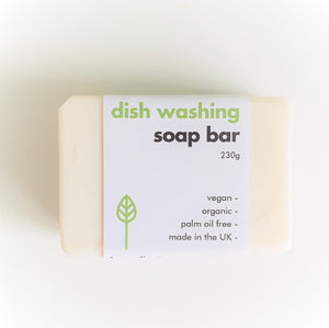 Washing-Up Dish Soap Bar