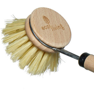 Wooden Dish Brush head