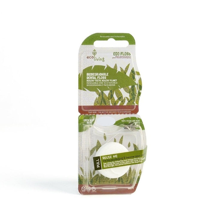 EcoLiving Biodegradable Dental Floss