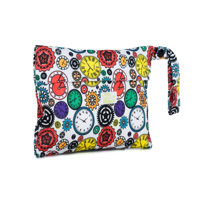Sanitary Pad Reusable Bag - Mini - Watchmaker