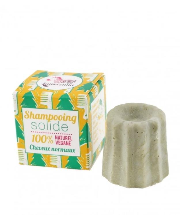 Shampoo Bar - Normal Hair - Scotch Pine - Lamazuna - 55g