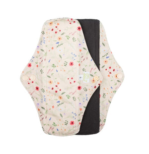 wildflowers large reusable sanitary pads